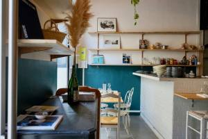 L'Orphéon, bistrot cuisine in Marseille (the counter)