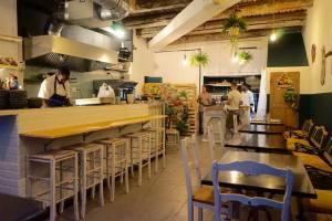 L'Orphéon, cuisine bistronomique à Marseille (salle)
