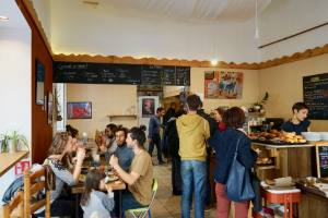 La Marmite Joyeuse, homemade food in Marseille (the interior)