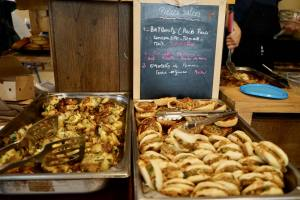 La Marmite Joyeuse, homemade food in Marseille (the snacks)