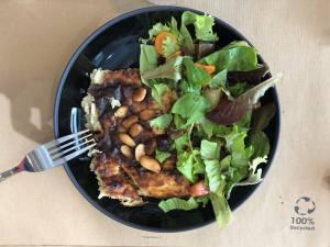 Moune, Lebanese restaurant, love spots (dish)
