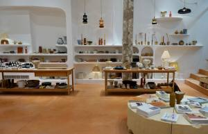 Sessun Alma, Concept store in Marseille (the interior)
