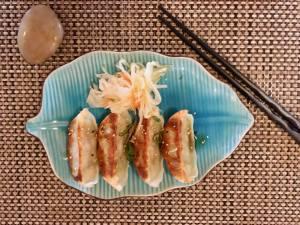 Sushi street Cafe, Japanese restaurant in Marseille (starter)