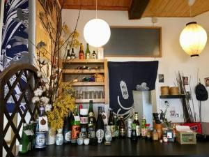 Sushi street Cafe, restaurant japonais à Marseille (boissons)