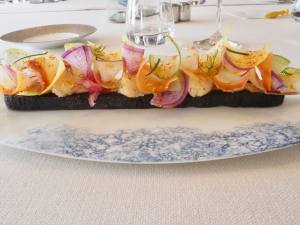 Une Table au sud, restaurant gastronomique sur le Vieux-Port de Marseille