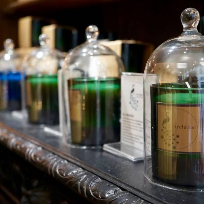 L'Archiduc, créateur de bougies à Marseille (fragrances)