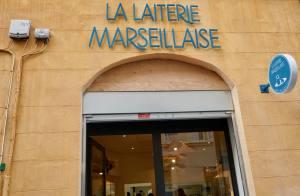 La laiterie marseillaise, fromagerie urbaine à Marseille