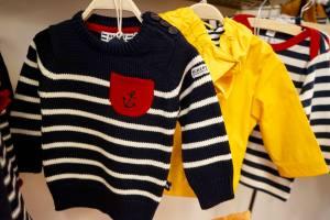 Le Marseillais, créateur textiles made in Marseille (collections enfants)