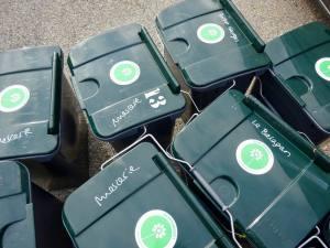 Les Alchimistes, collecte de déchets organiques à Marseille (bacs récupération)