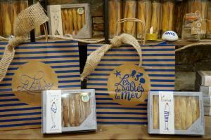 Les Sablés de Marseille, fabrique de biscuits artisanaux (coffret cadeaux)