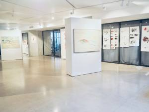 Urban Gallery, modern art gallery in la Joliette, Marseille (gallery space)