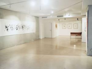 Urban Gallery, modern art gallery in la Joliette, Marseille (displays)