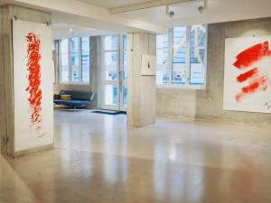 Urban Gallery, modern art gallery in la Joliette, Marseille (paintings)