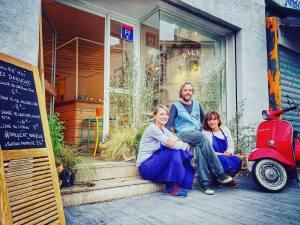 Dailcat, cantine et café à Marseille
