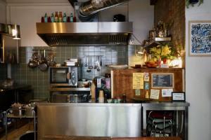 Limmat, restaurant, Marseille (kitchen)