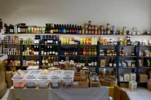la Bonne Saison, épicerie bio à Marseille (vrac)
