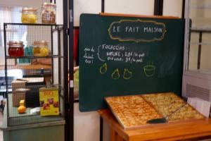 la Bonne Saison, épicerie bio à Marseille (plats)