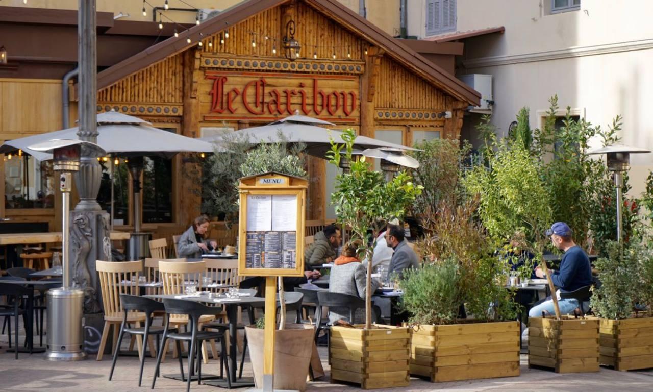 Le Caribou, restaurant et bar à cocktails à Marseille
