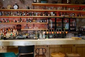 Le Caribou, restaurant et bar à cocktails à Marseille (bar à cocktails)