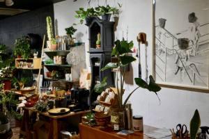 Sapiens, décoration florale et objets à Marseille