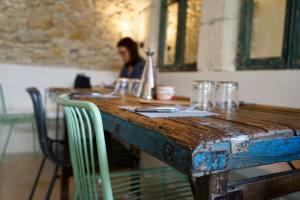 Cacio et pepe, restaurant italien et pizzeria place du 4 septembre à Marseille (salle)