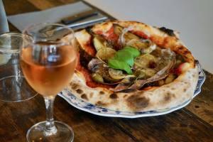 Cacio et pepe, restaurant italien et pizzeria place du 4 septembre à Marseille (pizza)