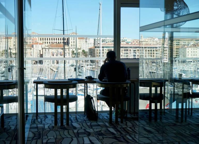 Now Coworking, location de bureaux sur le Vieux-Port de Marseille (bureau nomade)