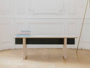 Rinku-Design, créateur de mobilier sur mesure à Marseille (banc)