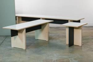Rinku-Design, créateur de mobilier sur mesure à Marseille (bancs bois)