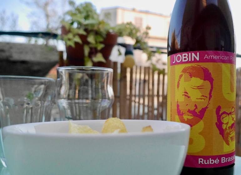 Brasserie Rubé, bières artisanales et locales à Marseille (apero)