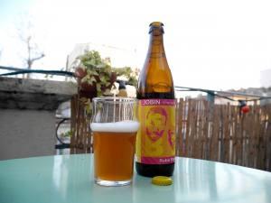 Brasserie Rubé, bières artisanales et locales à Marseille (mousse)