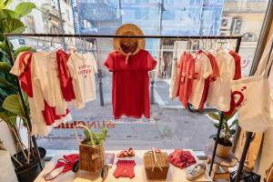 Sunchild bazaar, boutique de mode enfants à Marseille (etal)