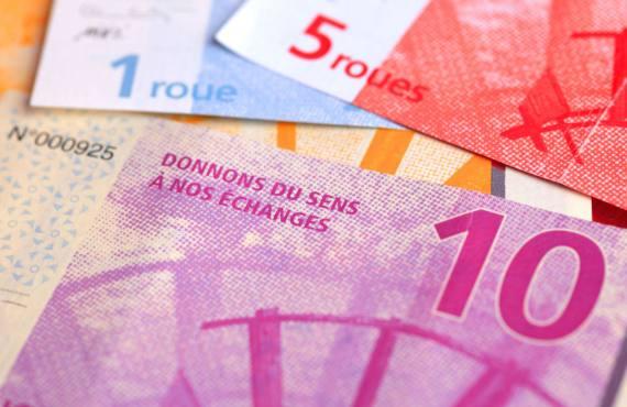 La Roue, monnaie alternative locale en Provence et Alpes du Sud (Billets)