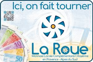 La Roue, monnaie alternative locale en Provence et Alpes du Sud