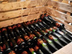 Pour, la cave à vins naturels s de Nathalie Cornec (expeditions))