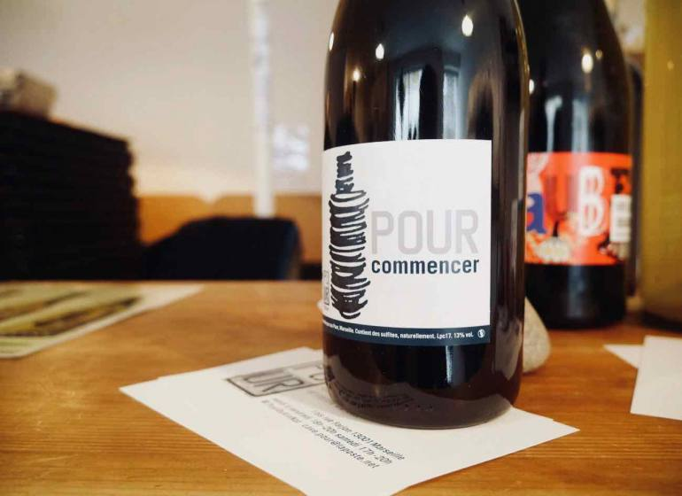 Pour, la cave à vins naturels s de Nathalie Cornec (pour commencer)
