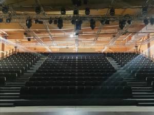 la theatre des calanques (interior)
