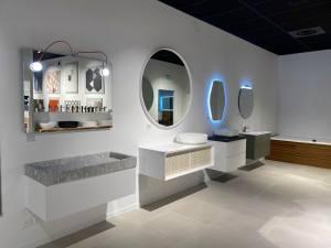 Carré créatif, showroom de vente de carrelages et élément de décoration à Marseille (salle de bain)