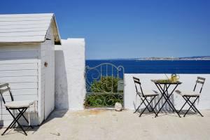 Le Bunker des calanques, espace événementiel en location à Marseille (accès calanque)