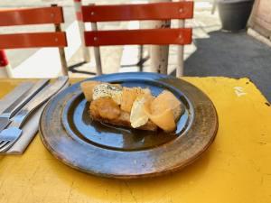 Les Eaux de Mars, cuisine bistrot dans le quartier Longchamp à Marseille (dessert)