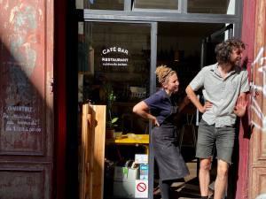 Les Eaux de Mars, cuisine bistrot dans le quartier Longchamp à Marseille (Noé et arthur)