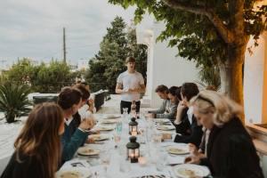 Mamaz Social Food, expériences culinaires chez l'habitant (presentation hôte)