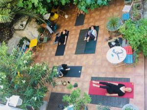 A little Family, well-being for parents and children in Marseille (yoga)