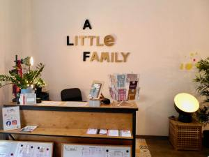 A little Family, well-being for parents and children in Marseille (desk)