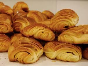 House of Pain, boulangerie artisanale à Marseille (pain au chocolat)