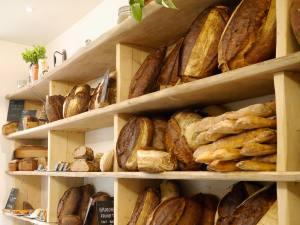 House of Pain - boulangerie - bread
