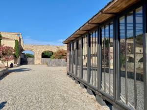 L'Été de la forêt, expo 2020 à la Friche de l'Escalette à Marseille (bungalow Jean Prouvé)