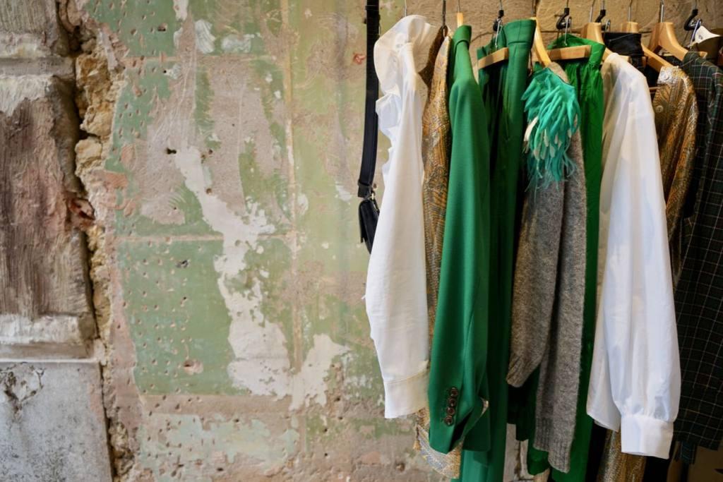 Mademoiselle, boutique mode et soin beauté dans la quartier des antiquaires à Marseille