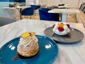 bricoleurs de douceurs, patisserie Marseille, love-spots (cake)