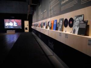 Exposition vidéo et son sur les musiques arabes au Mucem